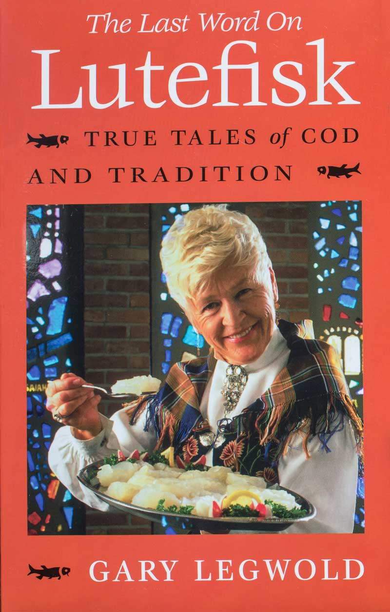 Last Word On Lefse - Cod And Tradition